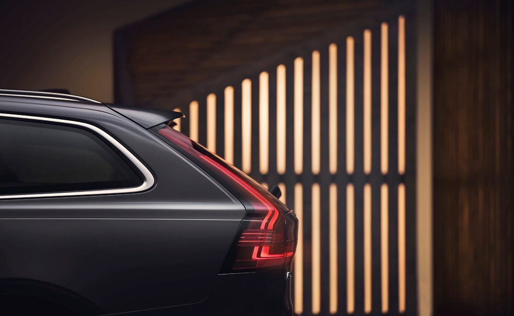 262867 Studio Images The Refreshed Volvo V90 Recharge